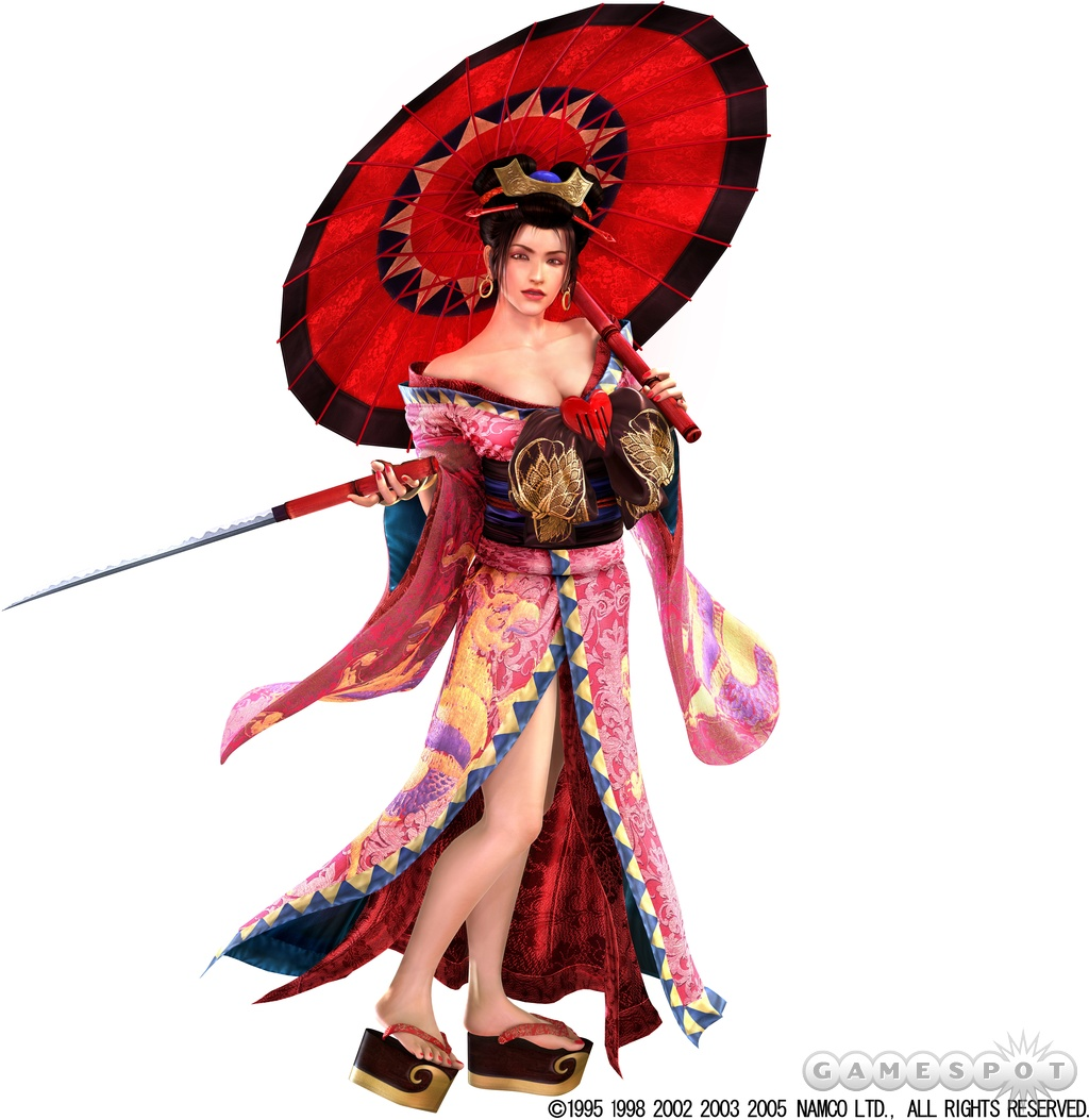 Immortal Geisha Forums • View topic - Surprising videogame take on ...